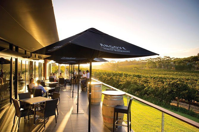 McLaren Vale Hop-On Hop-Off Winery Tour from Adelaide - Accommodation Sunshine Coast