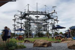2 Hour Access to Adelaide Mega Adventure Park - Accommodation Sunshine Coast