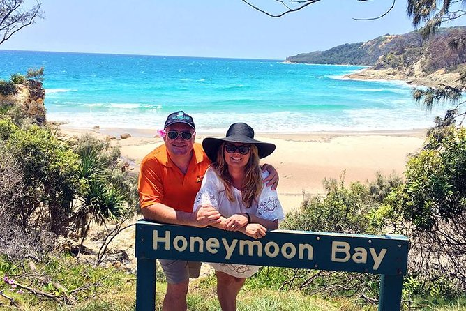Cape Moreton Scenic 4WD Day Tour from Brisbane or the Gold Coast - Accommodation Sunshine Coast