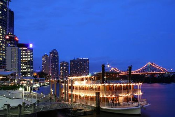 Brisbane River Dinner Cruise - Accommodation Sunshine Coast