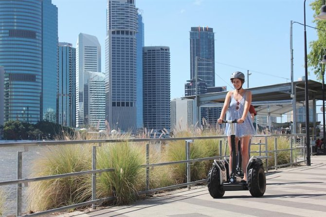 60 Minute Brisbane Segway Tour - Accommodation Sunshine Coast