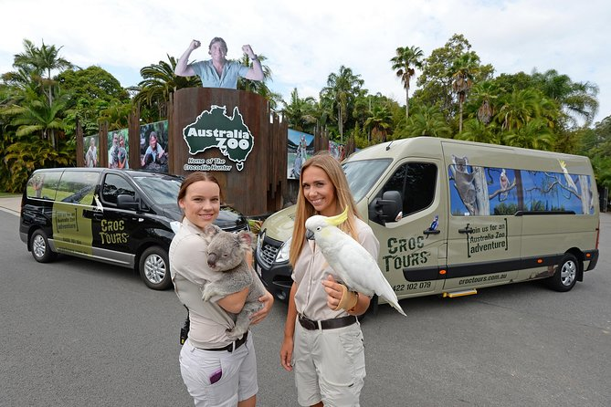 Small-Group Australia Zoo Day Trip from Brisbane - Accommodation Sunshine Coast