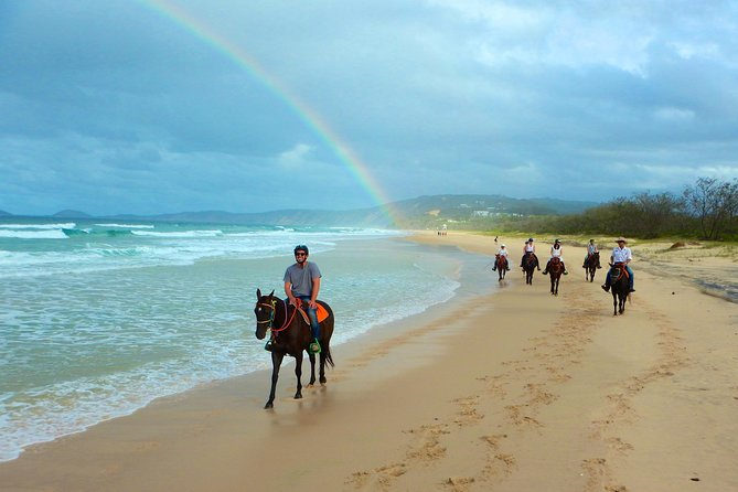 Rainbow Beach Horse Ride - Accommodation Sunshine Coast