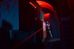 Lazer Tag at Game Over on the Gold Coast - Accommodation Sunshine Coast