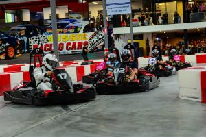 Indoor Go-Kart Racing at Game Over on the Gold Coast - Accommodation Sunshine Coast