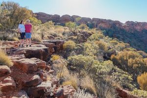 Kings Canyon Day Trip from Ayers Rock - Accommodation Sunshine Coast