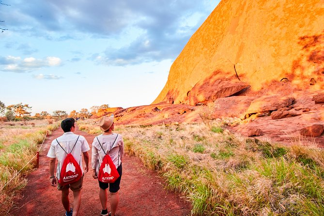 Uluru Sunrise and Guided Base Walk - Accommodation Sunshine Coast
