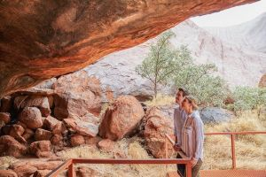 Uluru Base and Sunset Half-Day Trip with Optional Outback BBQ Dinner - Accommodation Sunshine Coast