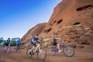 Outback Cycling Uluru Bike Ride Adult - Accommodation Sunshine Coast