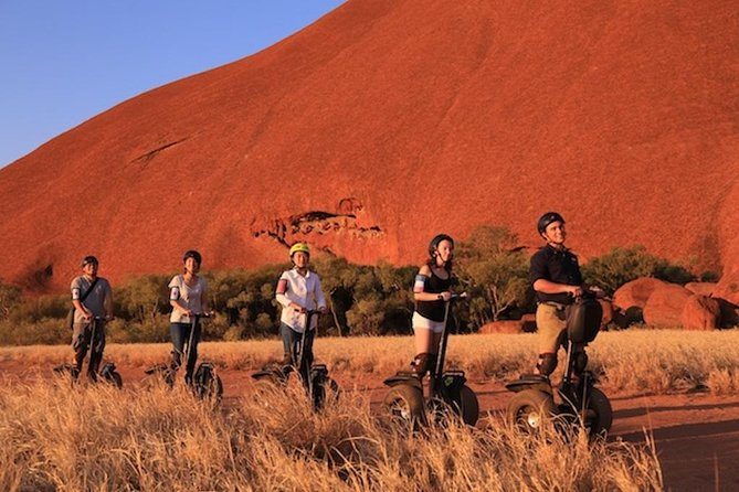 Quarter Uluru Segway  Sunset - Accommodation Sunshine Coast