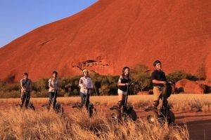 Sunset Segway Experience in Uluru from Yulara - Accommodation Sunshine Coast