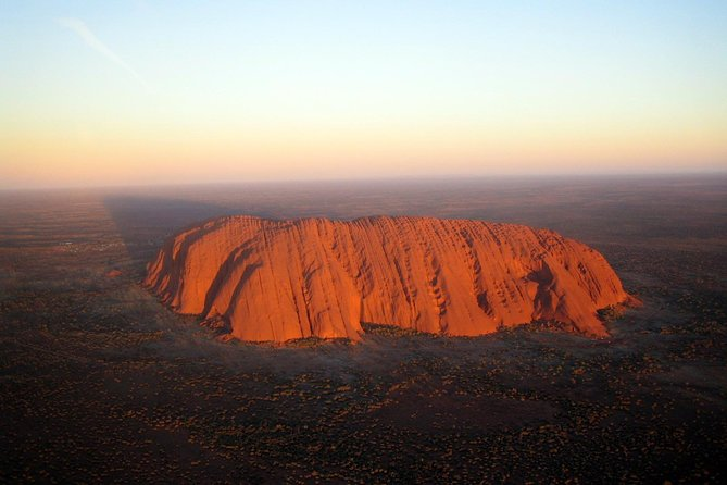 Fixed-Wing Scenic Flight from Uluru Ayers Rock - Accommodation Sunshine Coast