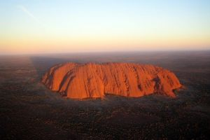 Scenic Flight Uluru Rock Blast - Accommodation Sunshine Coast