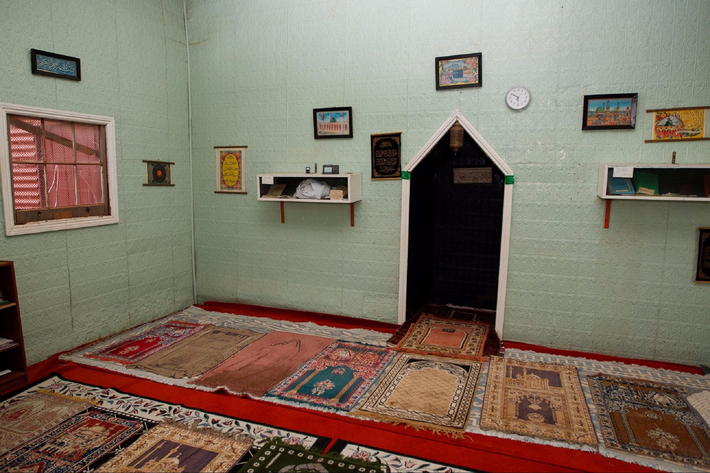 Afghan Mosque - Accommodation Sunshine Coast