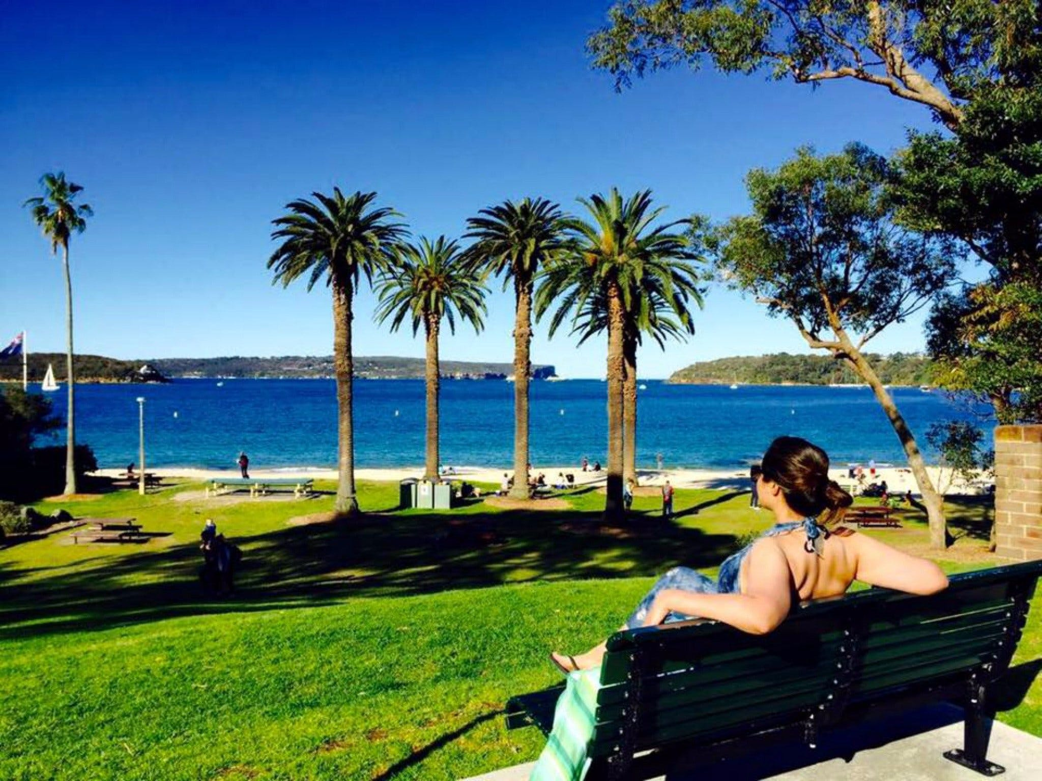 Balmoral Beach - Accommodation Sunshine Coast