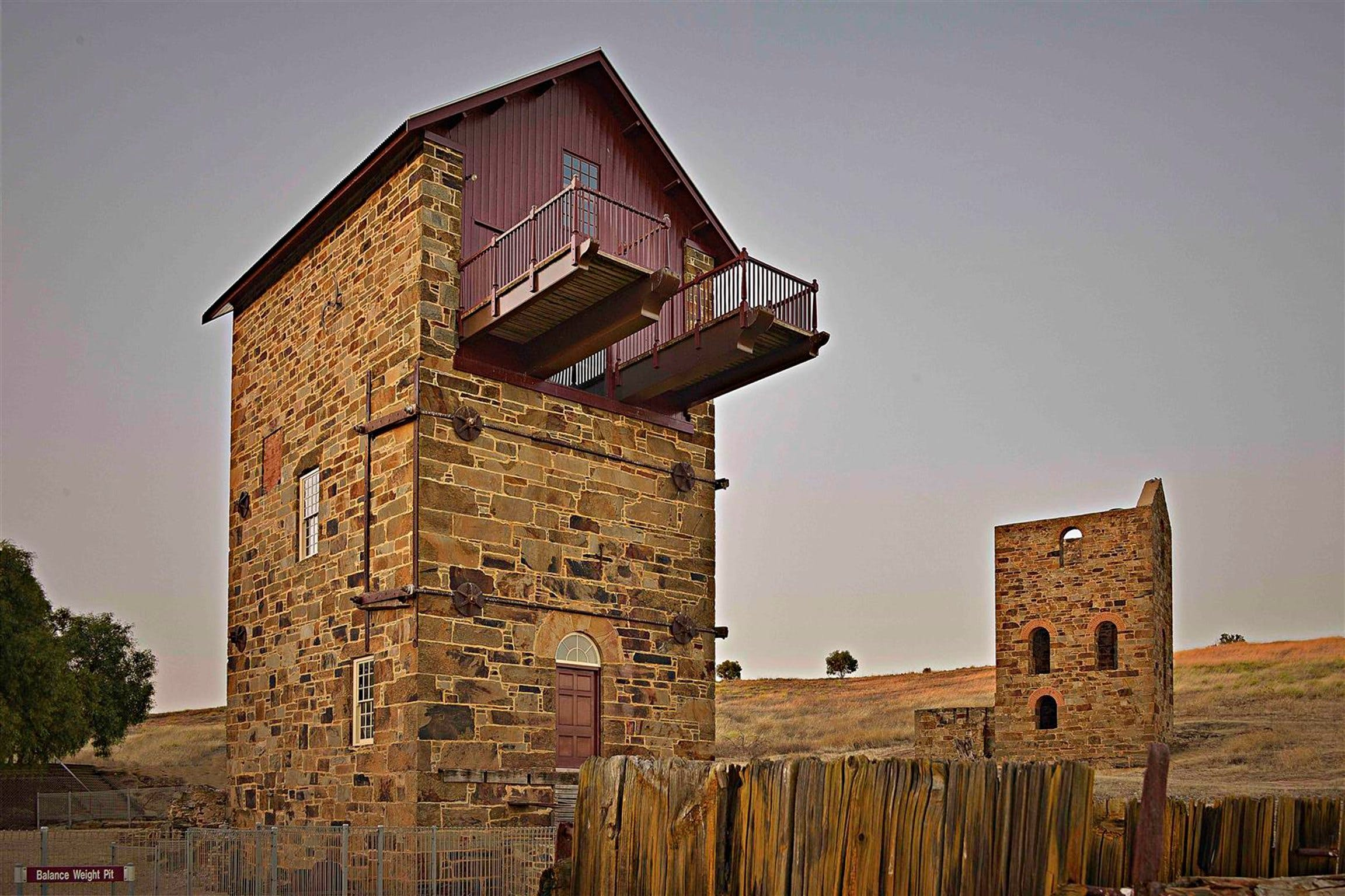 Burra Mine Site - Accommodation Sunshine Coast