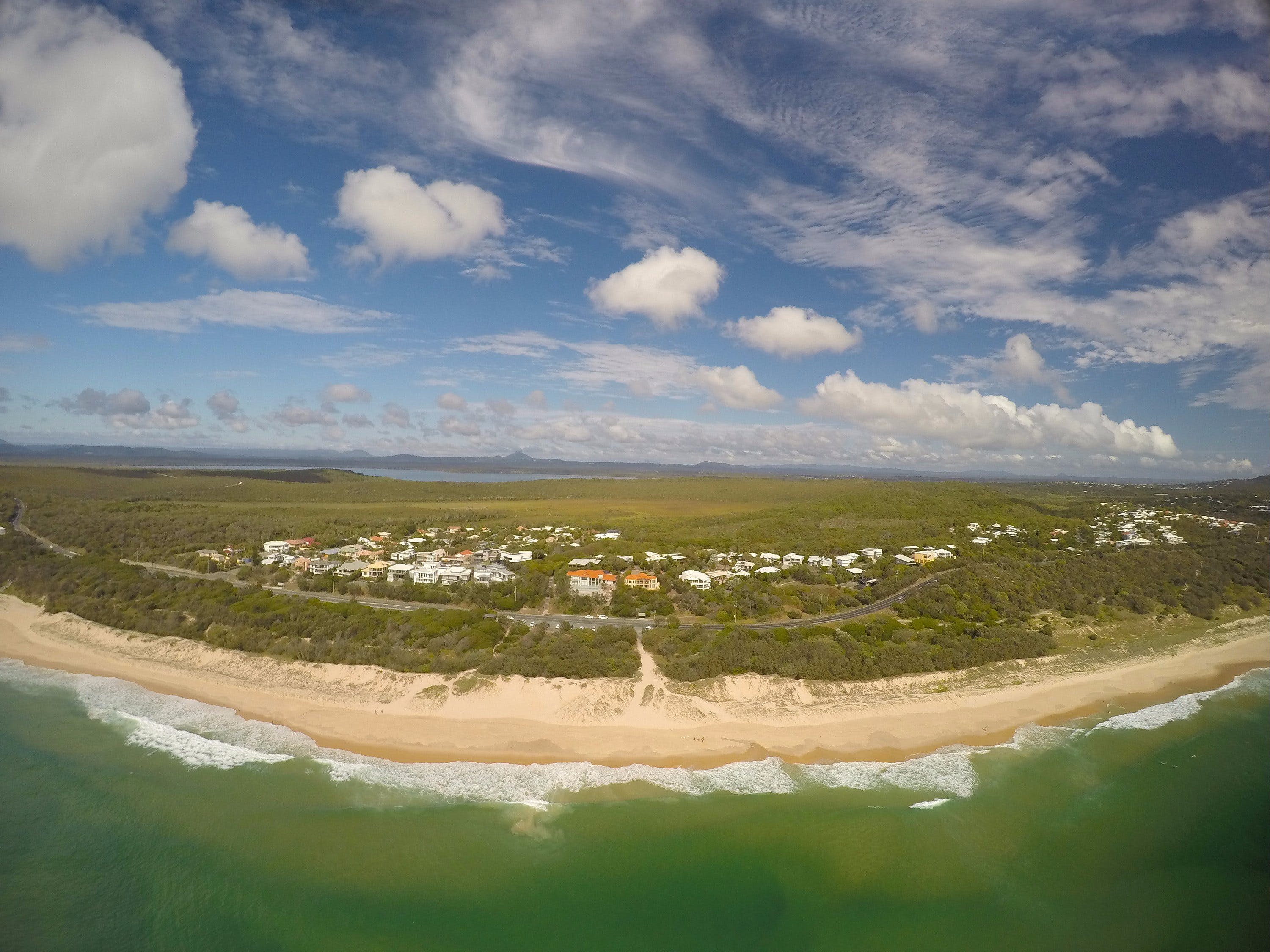 Castaways Beach - Accommodation Sunshine Coast