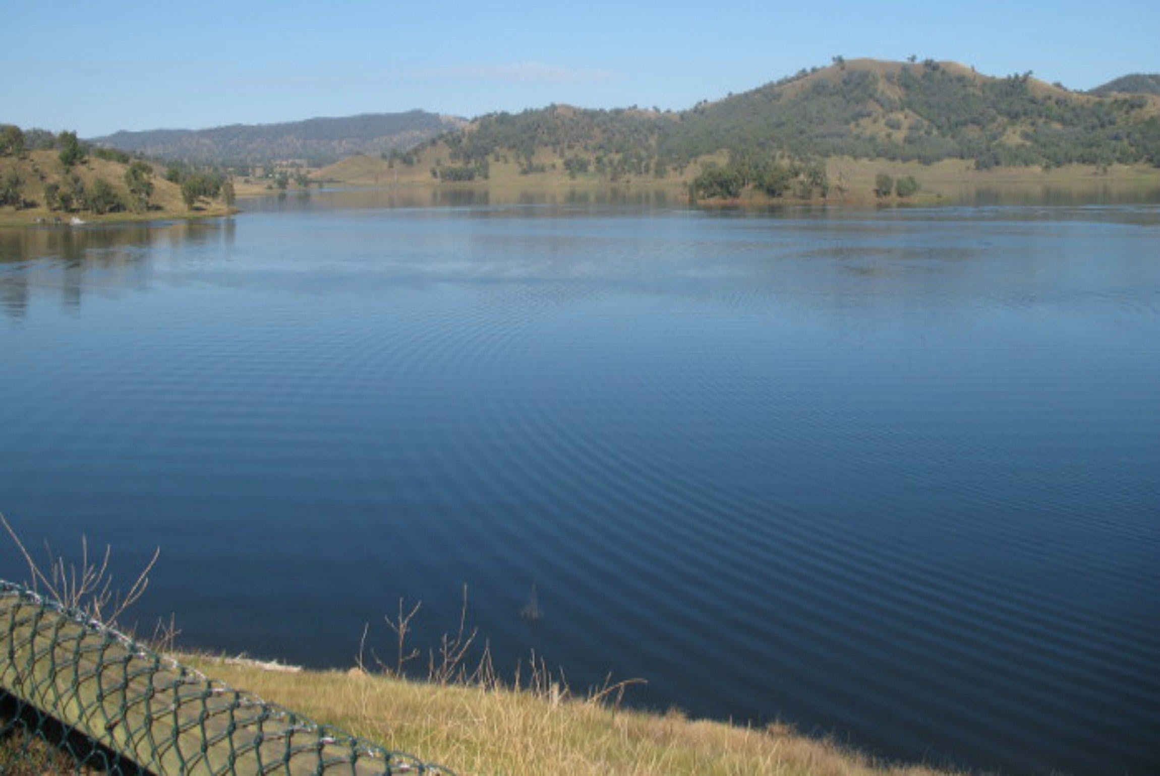 Chaffey Dam - Accommodation Sunshine Coast
