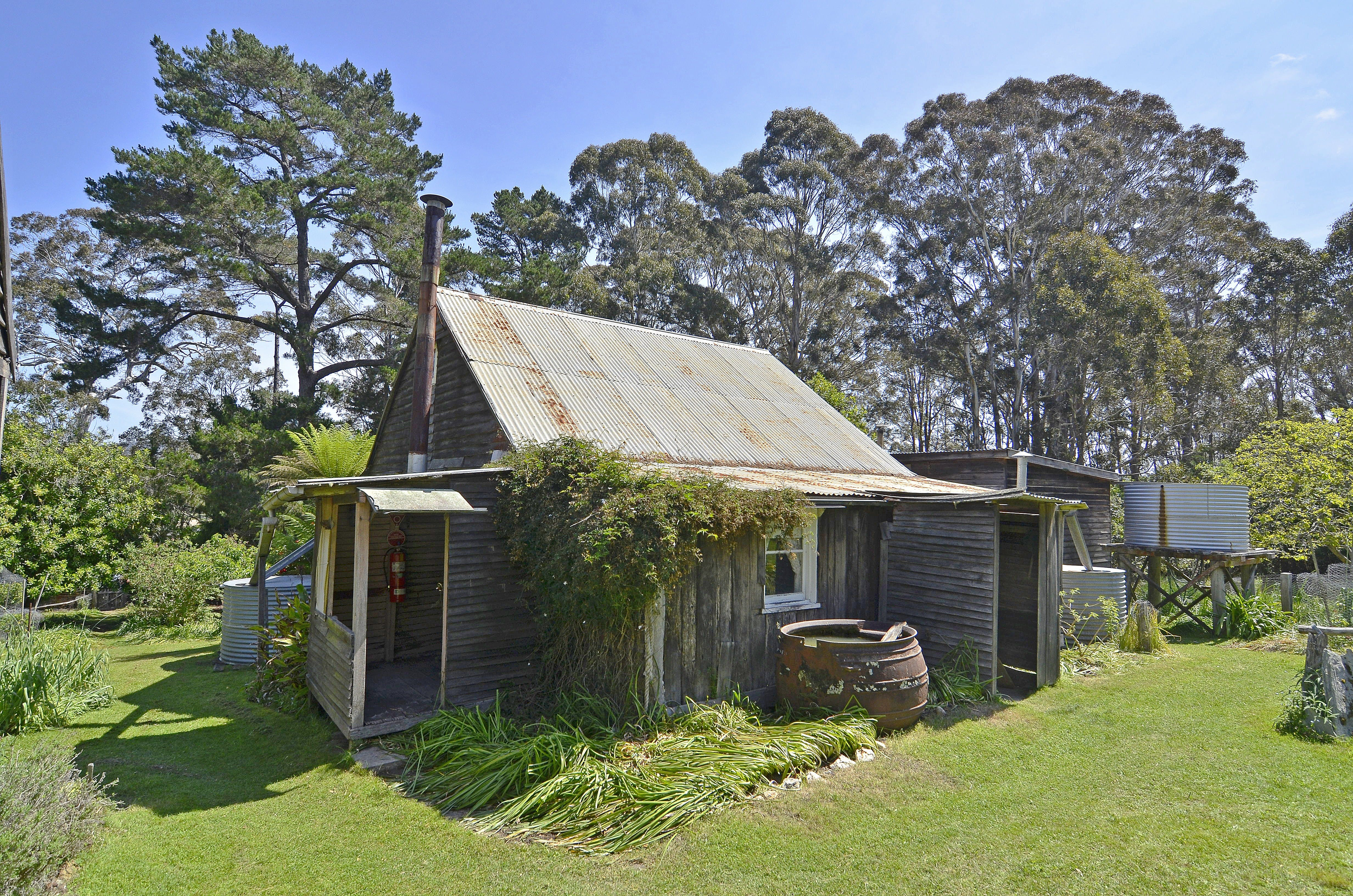 Davidson Whaling Station Historic Site - Accommodation Sunshine Coast