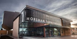 Horsham Town Hall  Regional Art Gallery - Accommodation Sunshine Coast