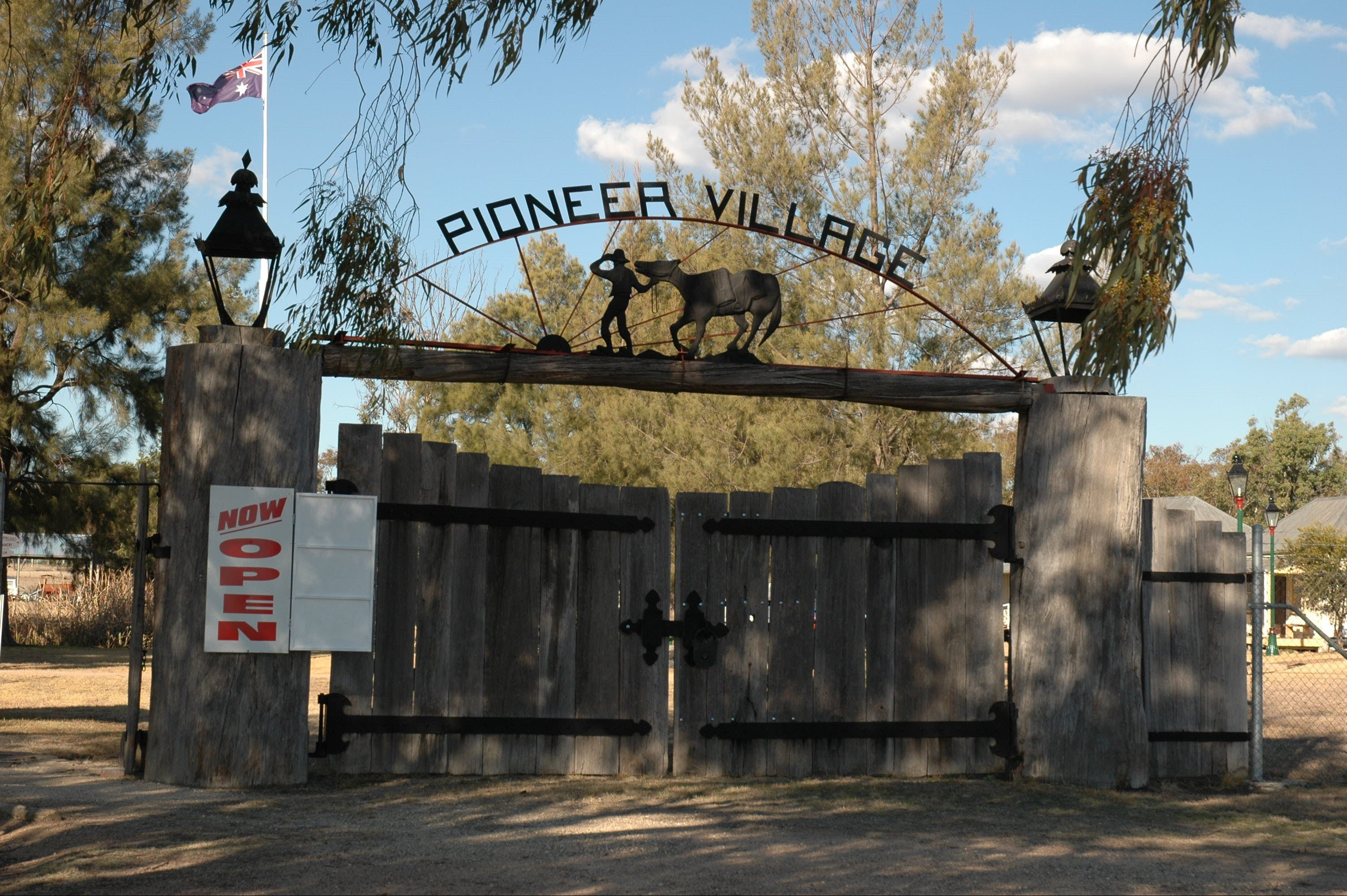 Inverell Pioneer Village - Accommodation Sunshine Coast