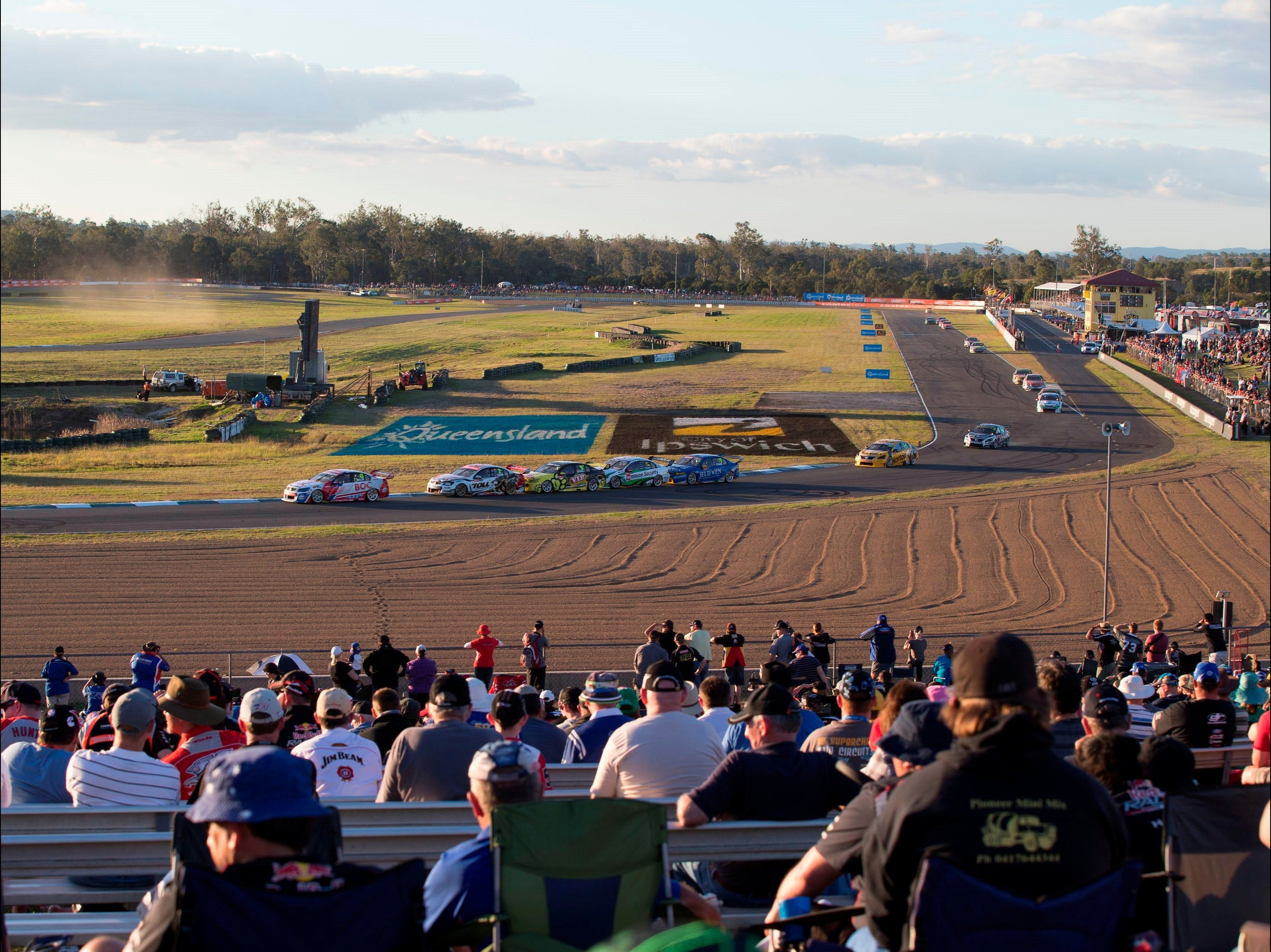 Ipswich Motorsport Precinct - Accommodation Sunshine Coast