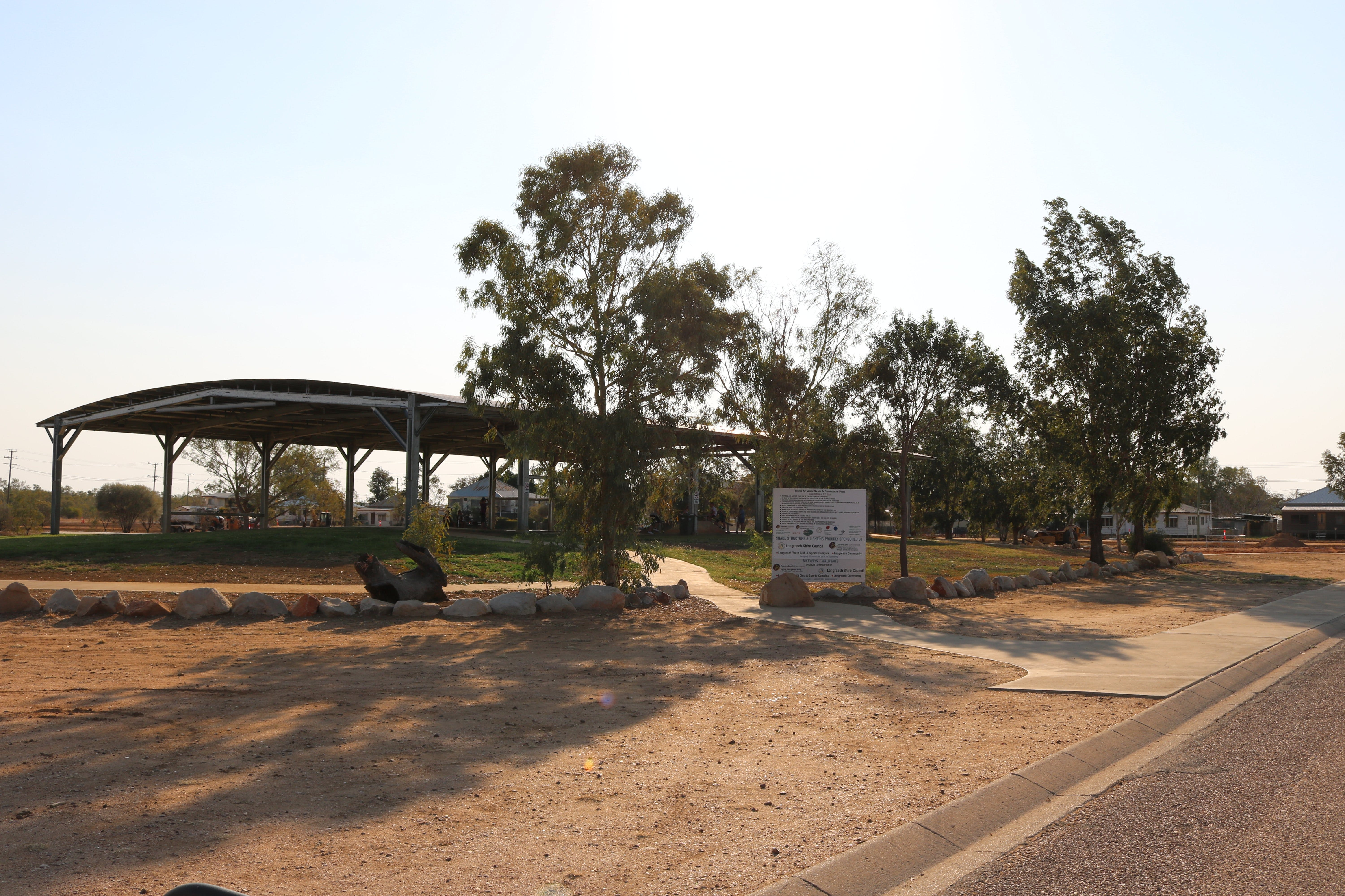 Longreach Skate Park - Accommodation Sunshine Coast