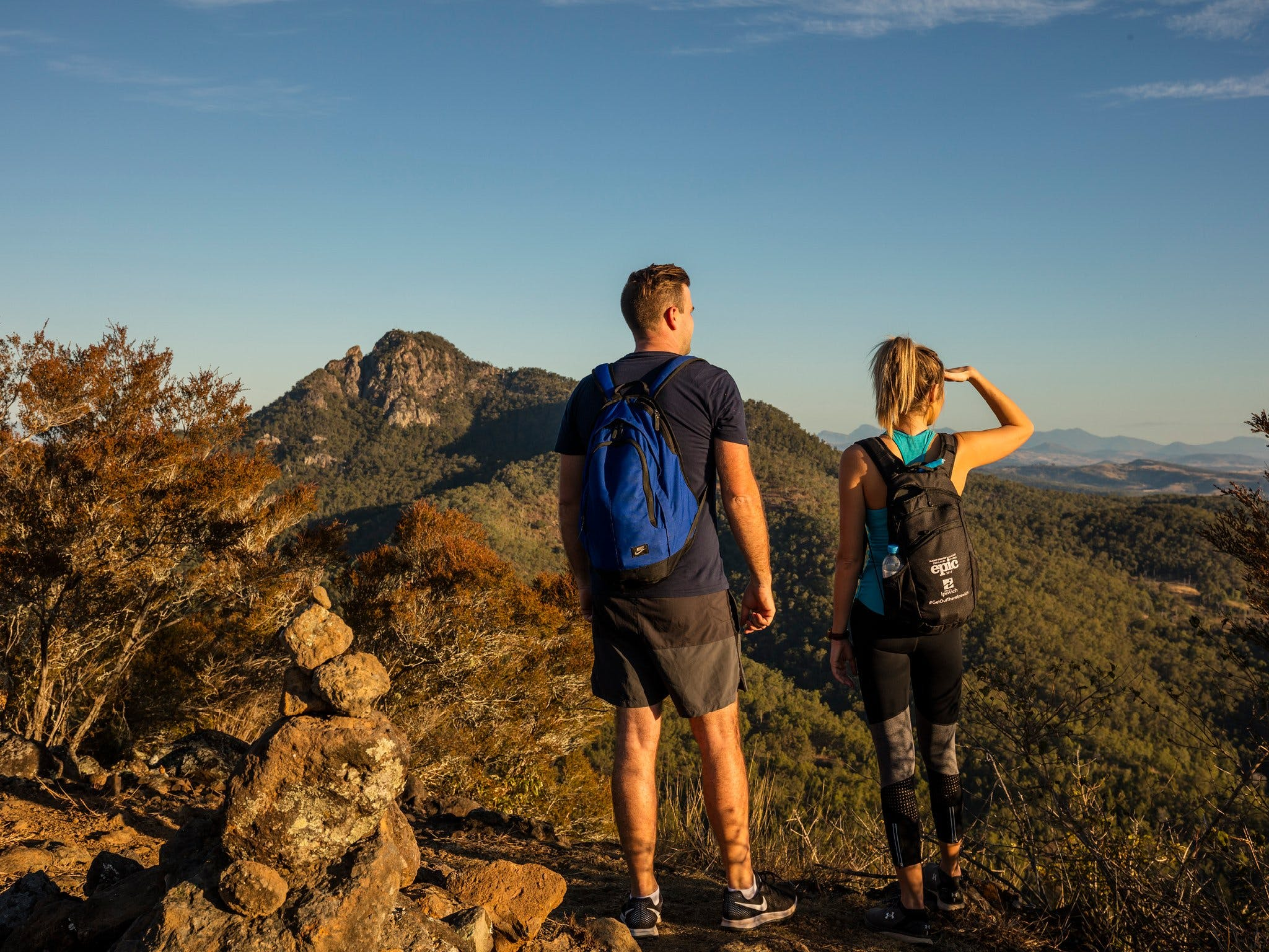 Mount Blaine Hiking Track - Accommodation Sunshine Coast