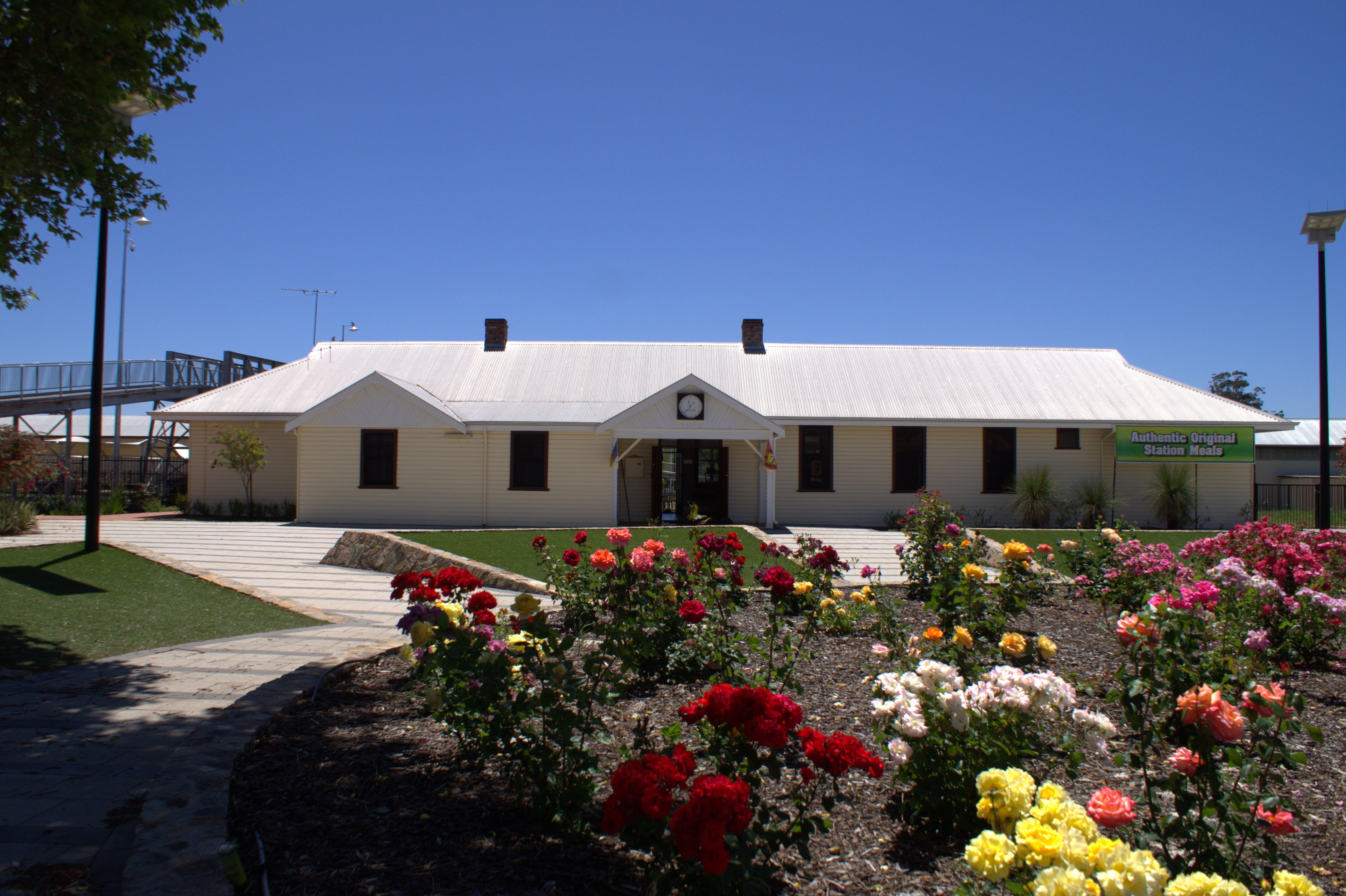Old Railway Station - Accommodation Sunshine Coast