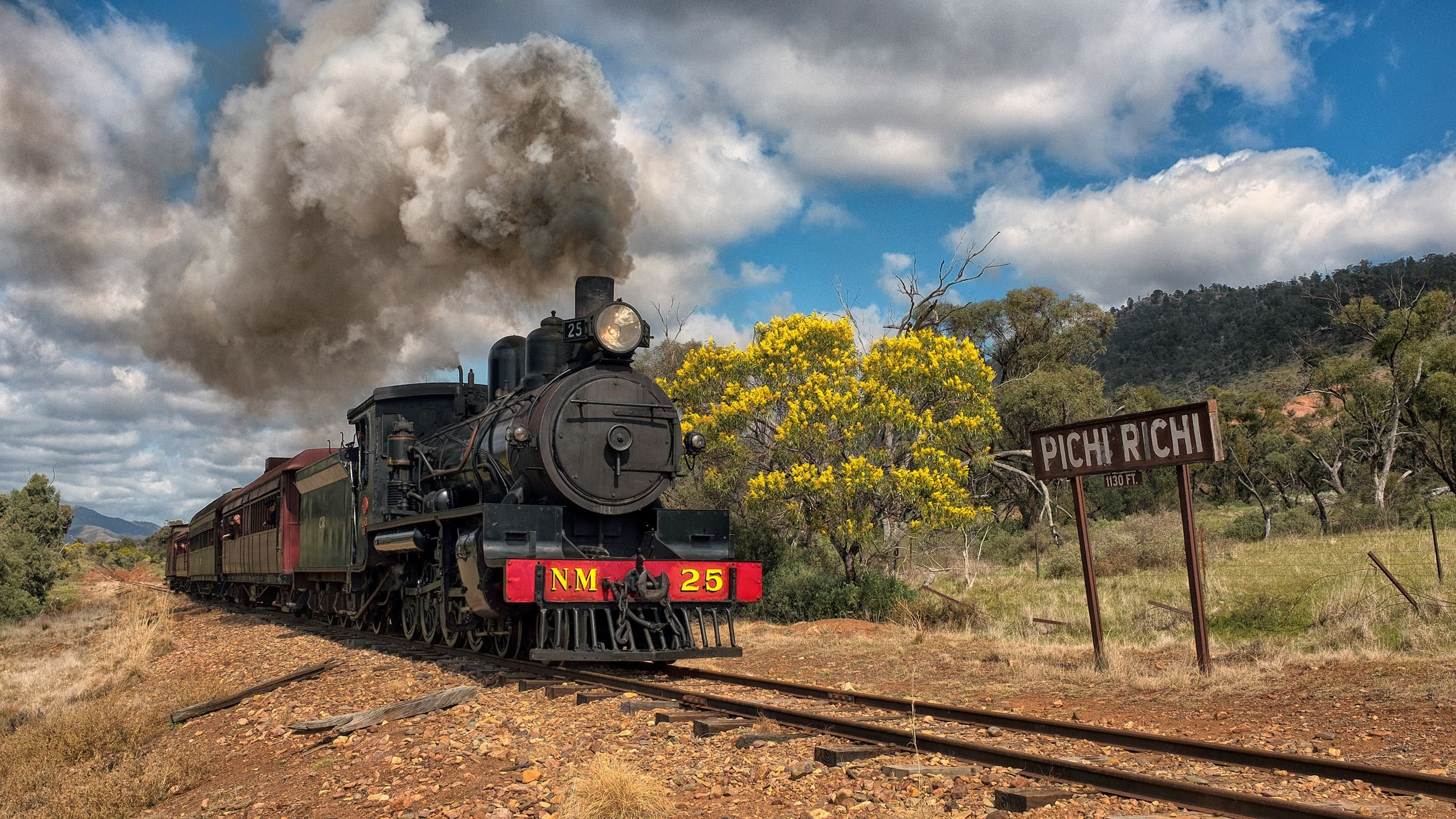 Pichi Richi Railway - Accommodation Sunshine Coast