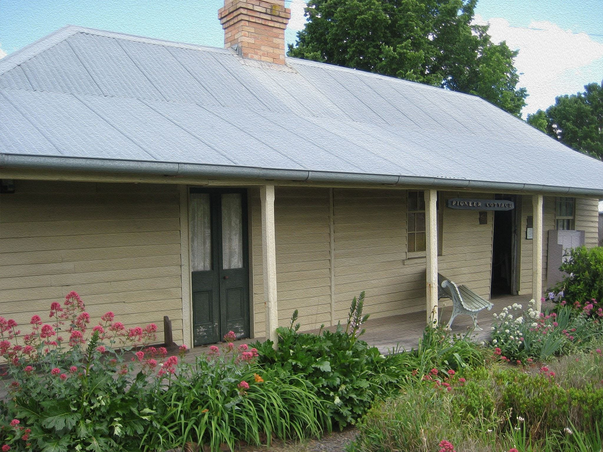 Pioneer Cottage and Museum - Accommodation Sunshine Coast
