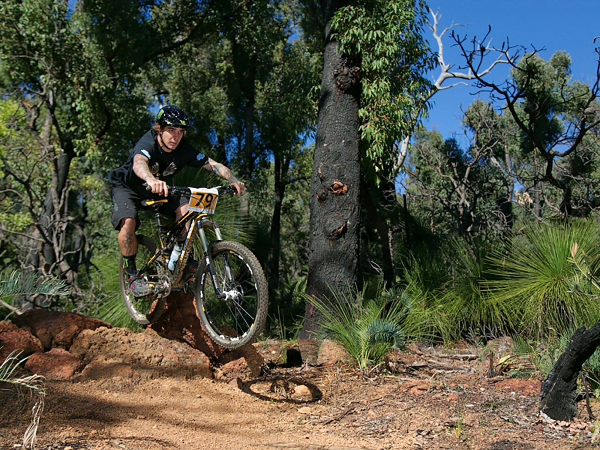 Scorpion Trail Kalamunda Mountain Bike Trails - Accommodation Sunshine Coast