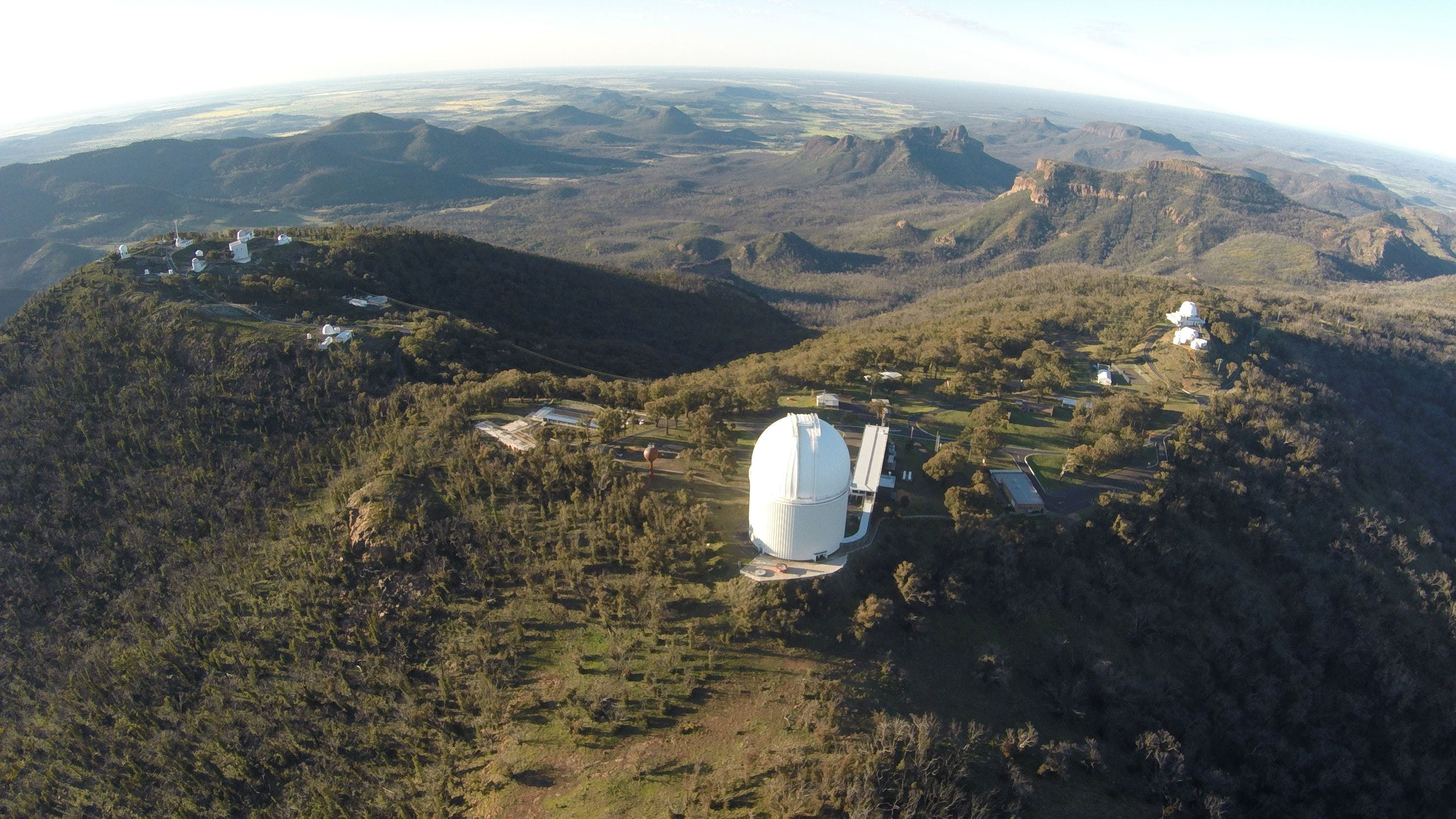 Siding Spring Observatory - Accommodation Sunshine Coast