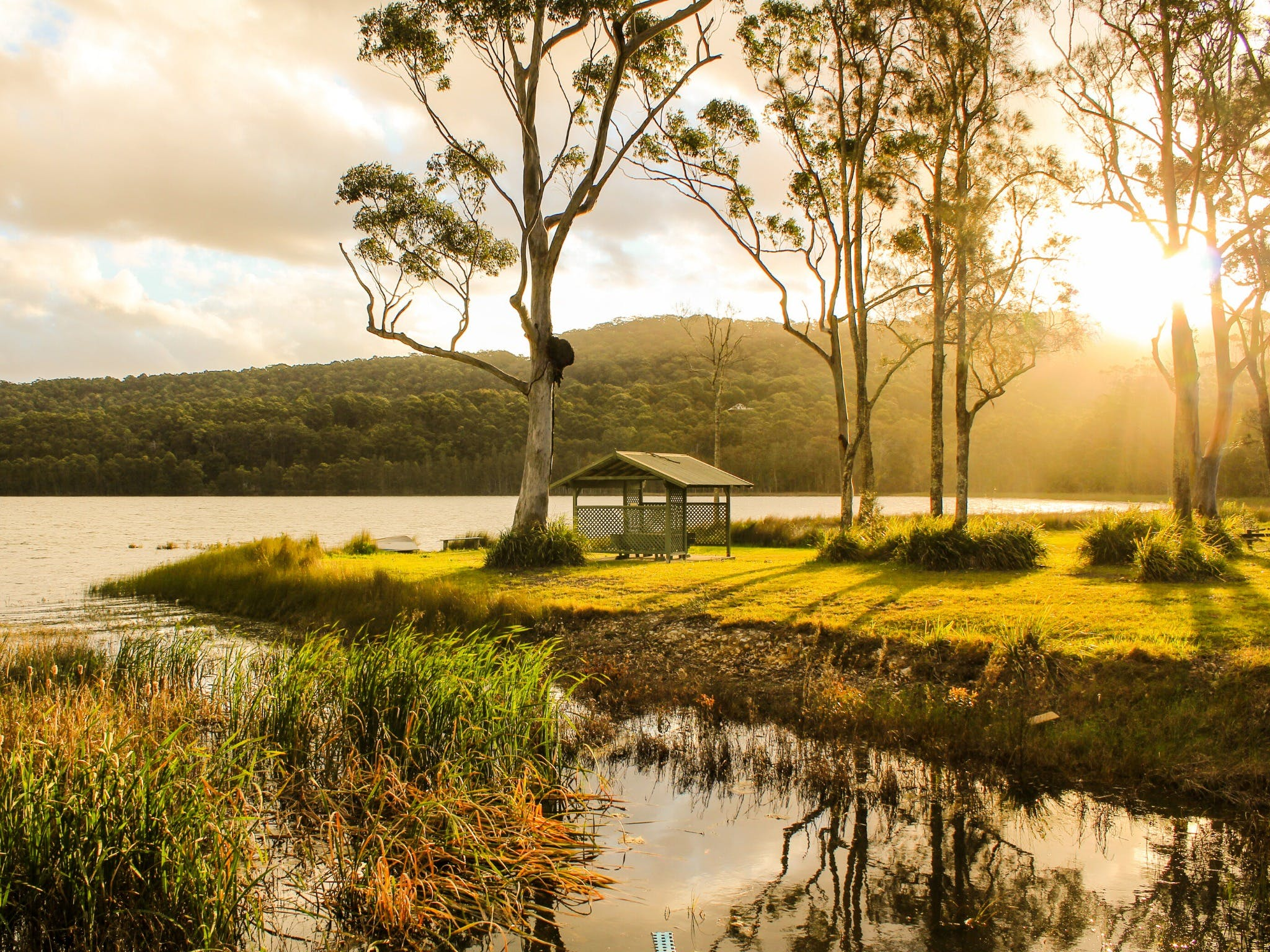 Smiths Lake - Accommodation Sunshine Coast