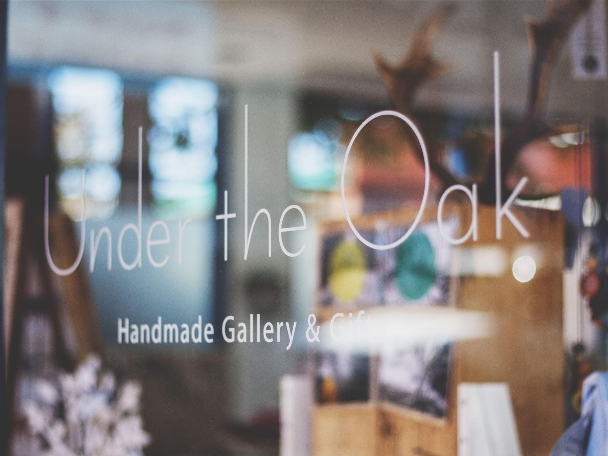Under The Oak Handmade Gallery and Gifts - Accommodation Sunshine Coast