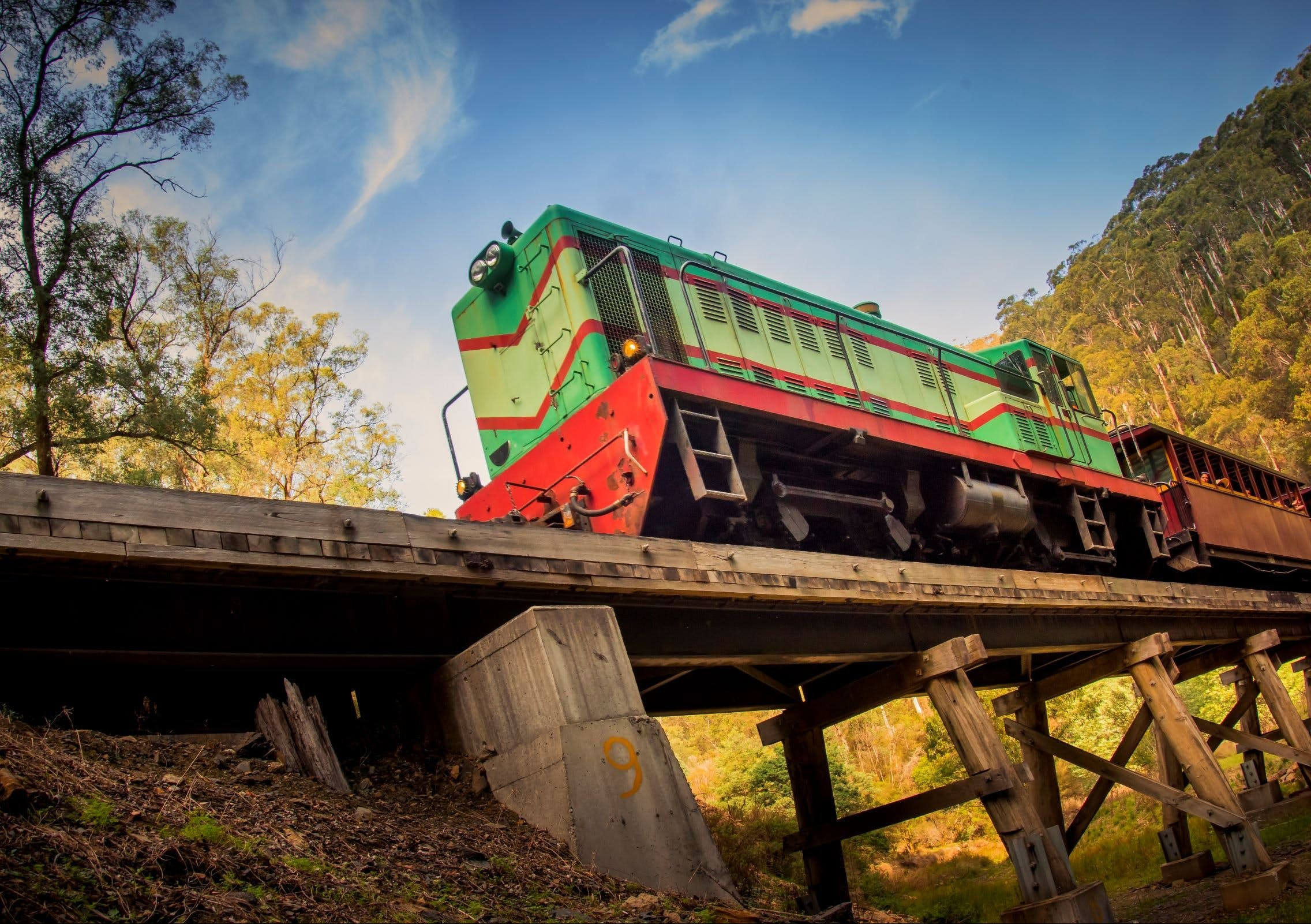 Walhalla Goldfields Railway - Accommodation Sunshine Coast