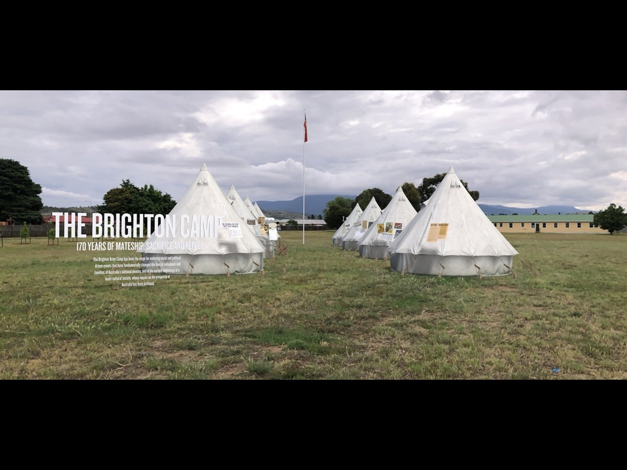 Brighton Army Camp - Accommodation Sunshine Coast