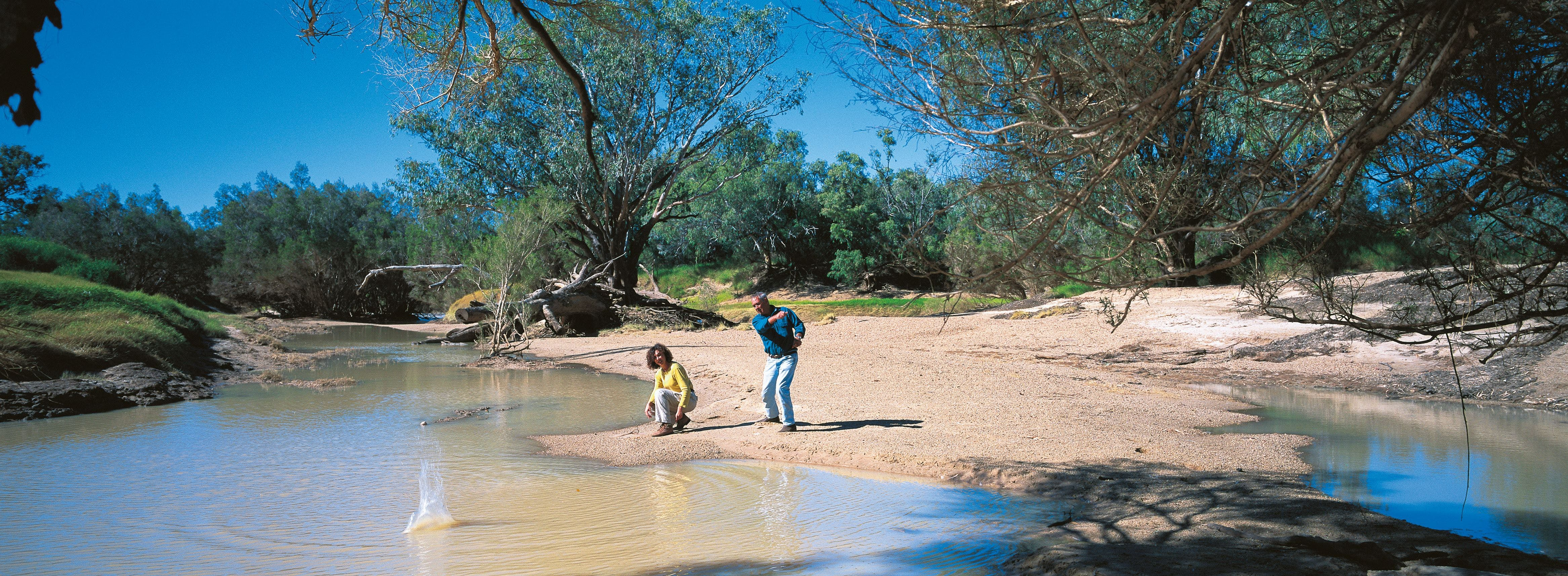 Bulloo River - Accommodation Sunshine Coast