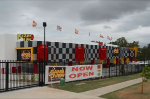 Game Over Indoor Go Karting Adventure Climbing Walls and Lazer Tag Centre - Accommodation Sunshine Coast