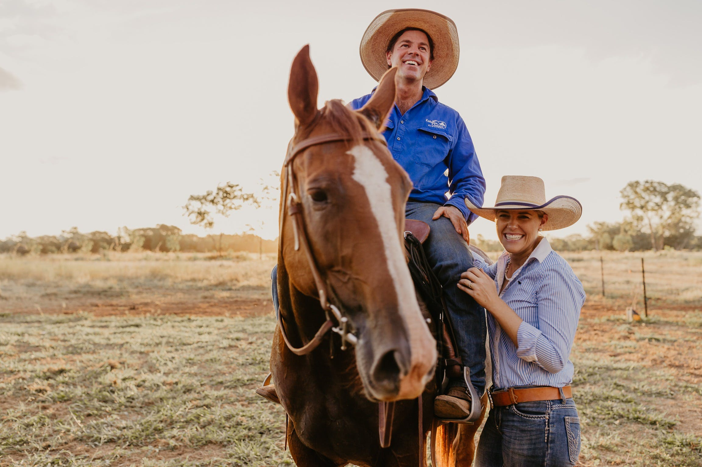 Katherine Outback Experience - Horse Riding Experience - Accommodation Sunshine Coast