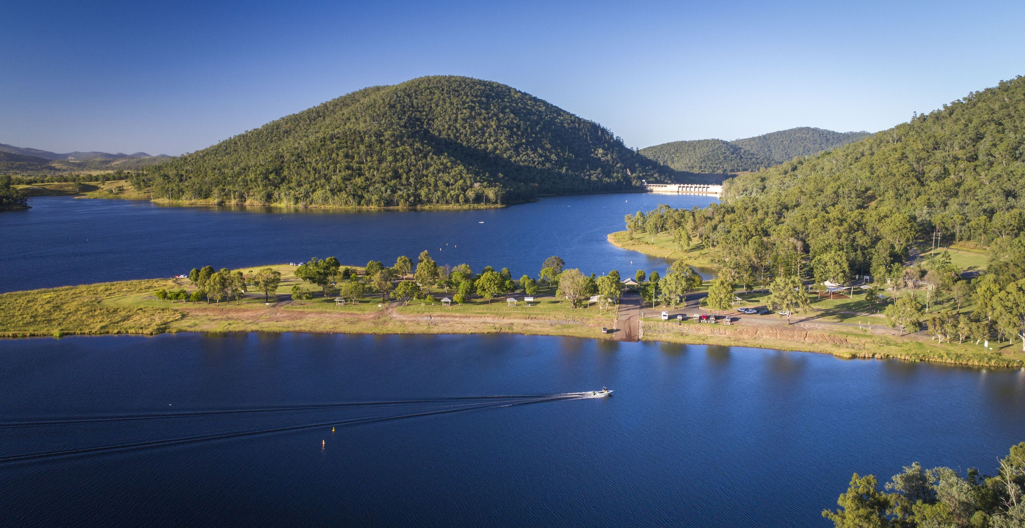 Lake Somerset - Accommodation Sunshine Coast