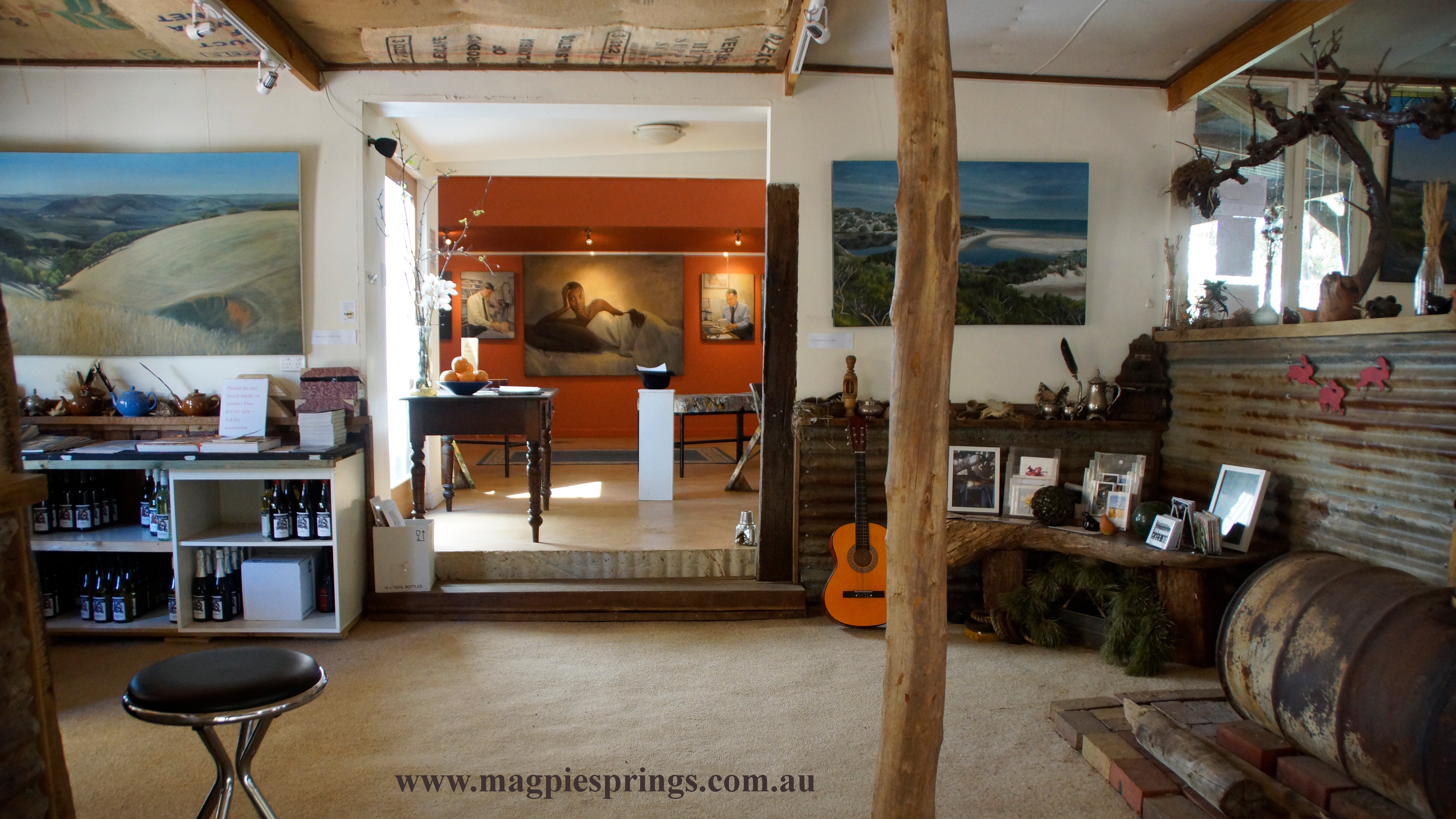 Magpie Springs gallery - Accommodation Sunshine Coast