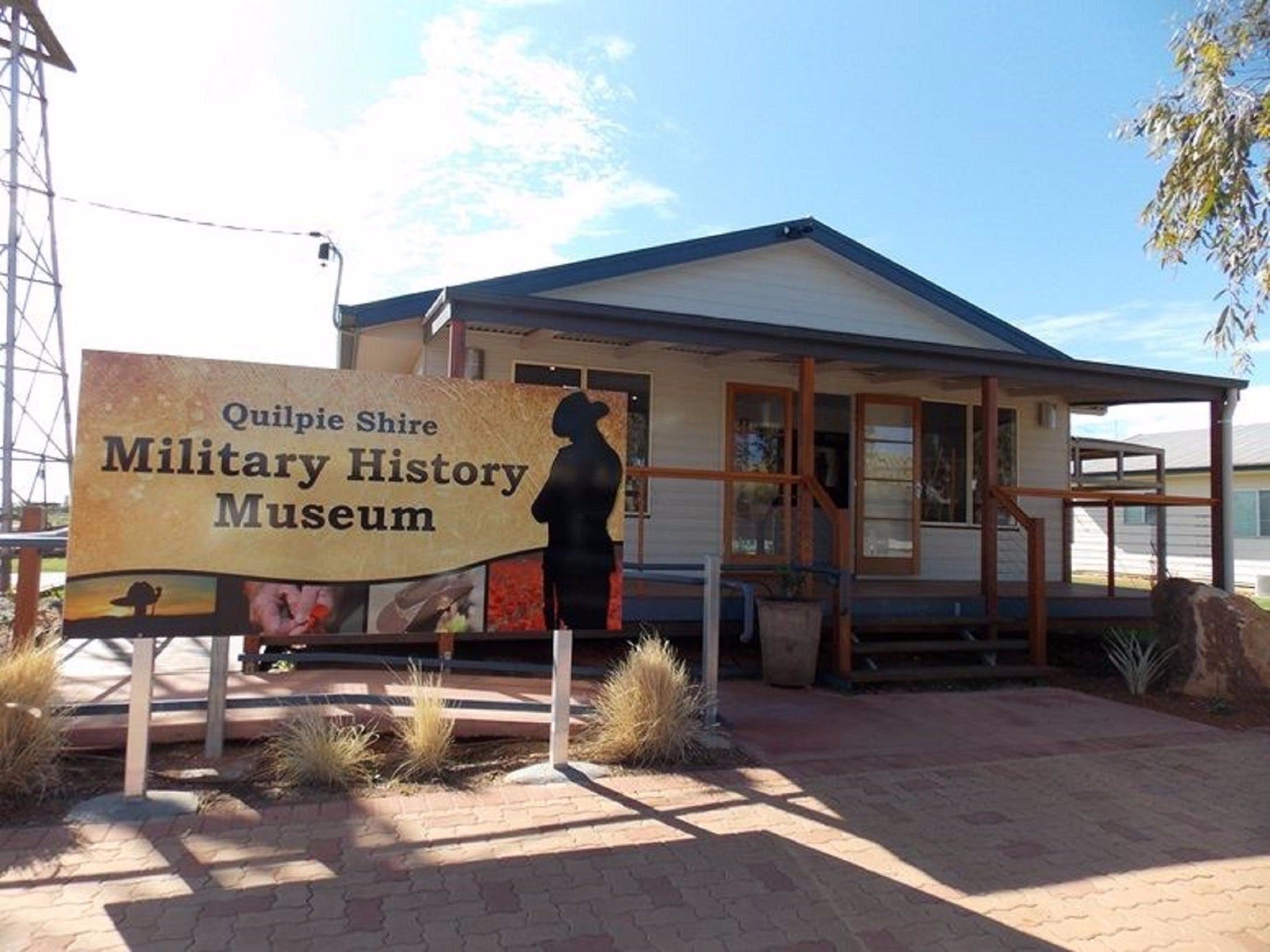 Quilpie Shire Military History Museum - Accommodation Sunshine Coast