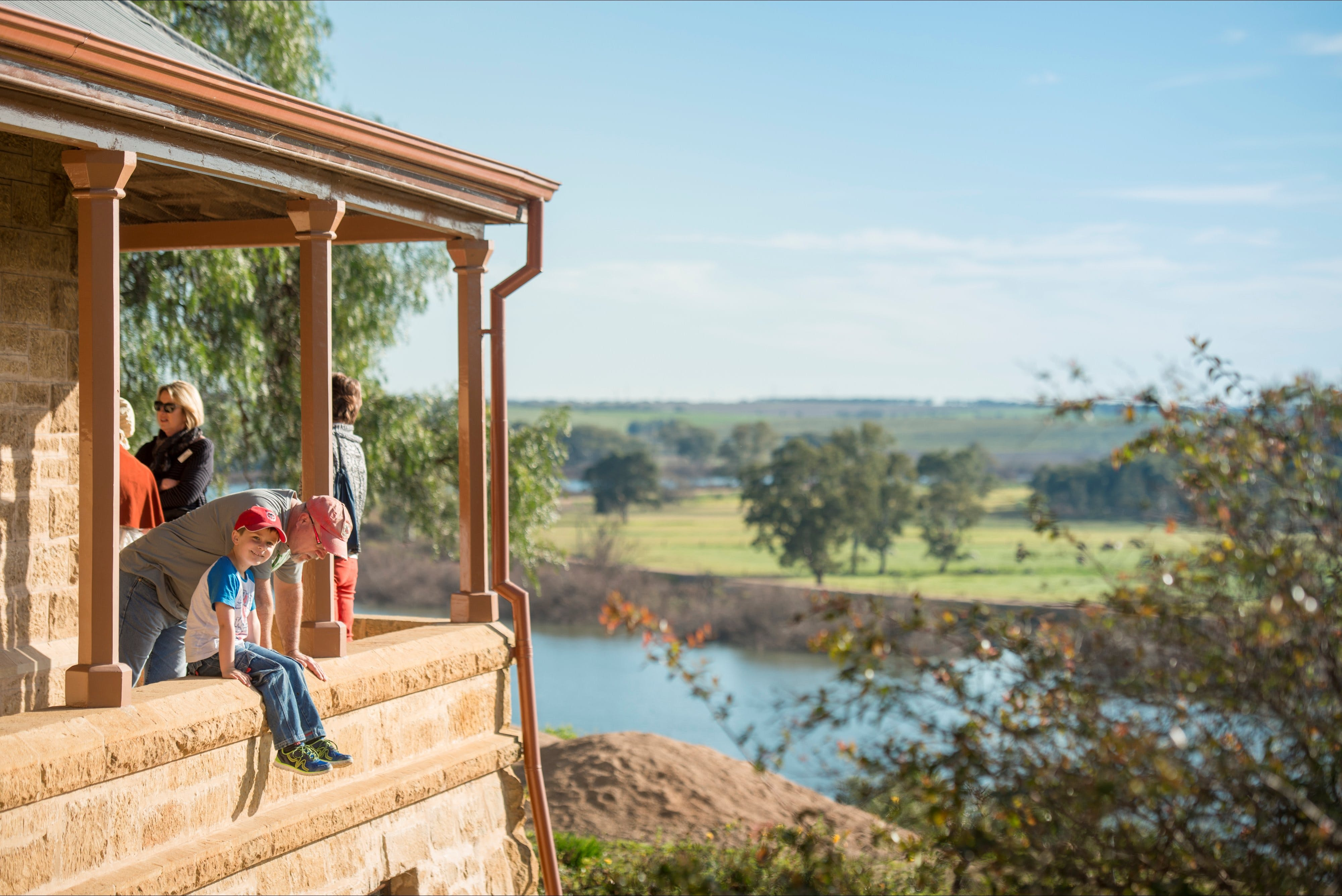 The Murray Bridge Discovery Trail - Accommodation Sunshine Coast