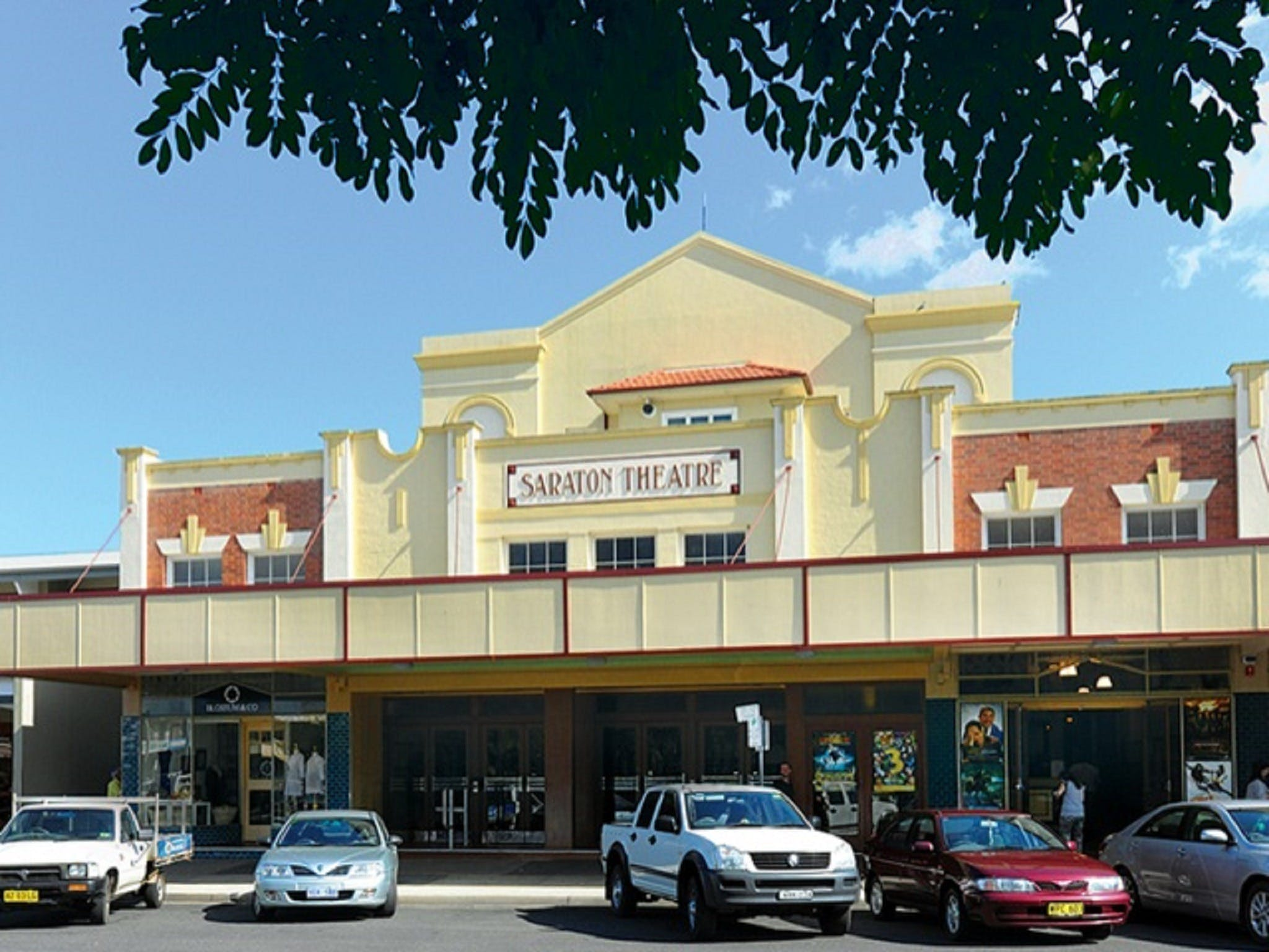 The Saraton Theatre Grafton - Accommodation Sunshine Coast