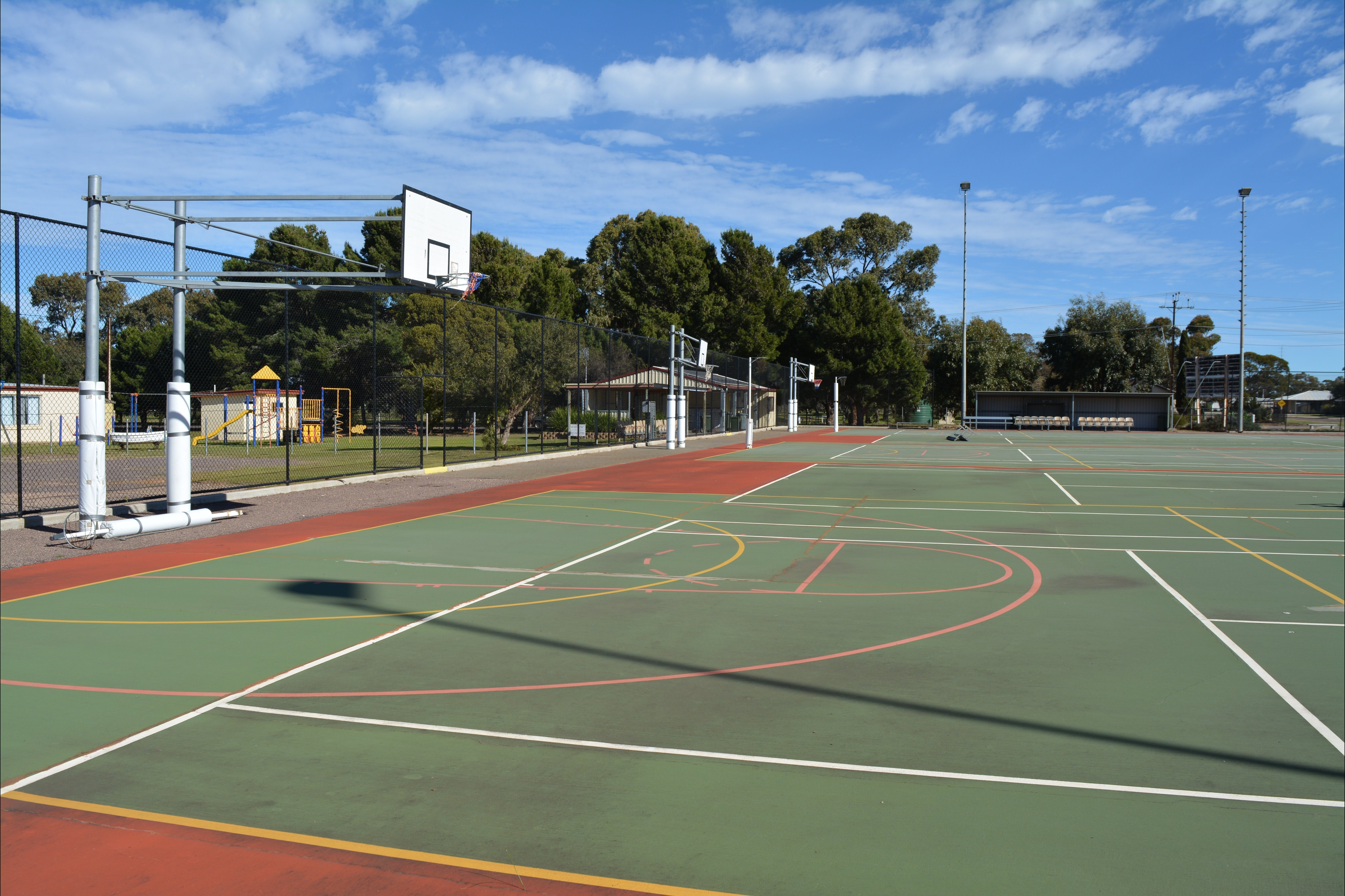 Cleve Sporting Facilities - Accommodation Sunshine Coast