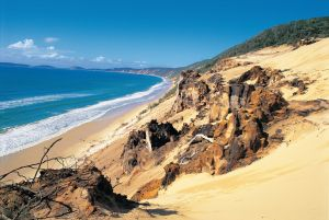 Cooloola Great Sandy National Park - Accommodation Sunshine Coast