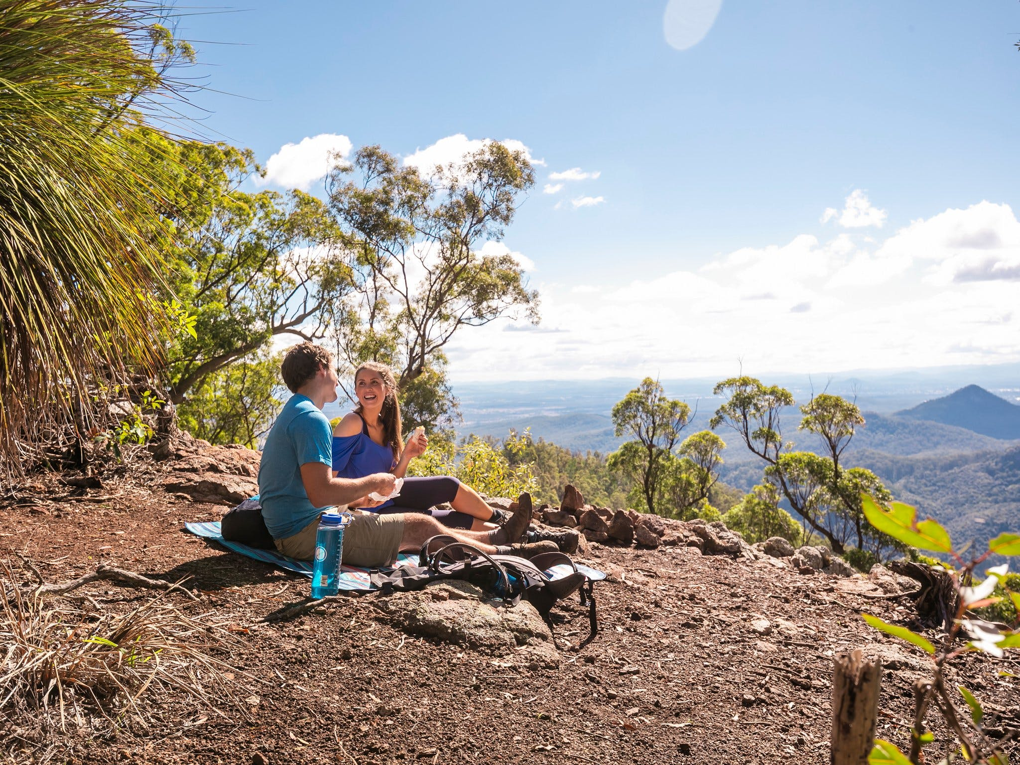 Goolman Lookout via Rocky Knoll Lookout Trail - Accommodation Sunshine Coast