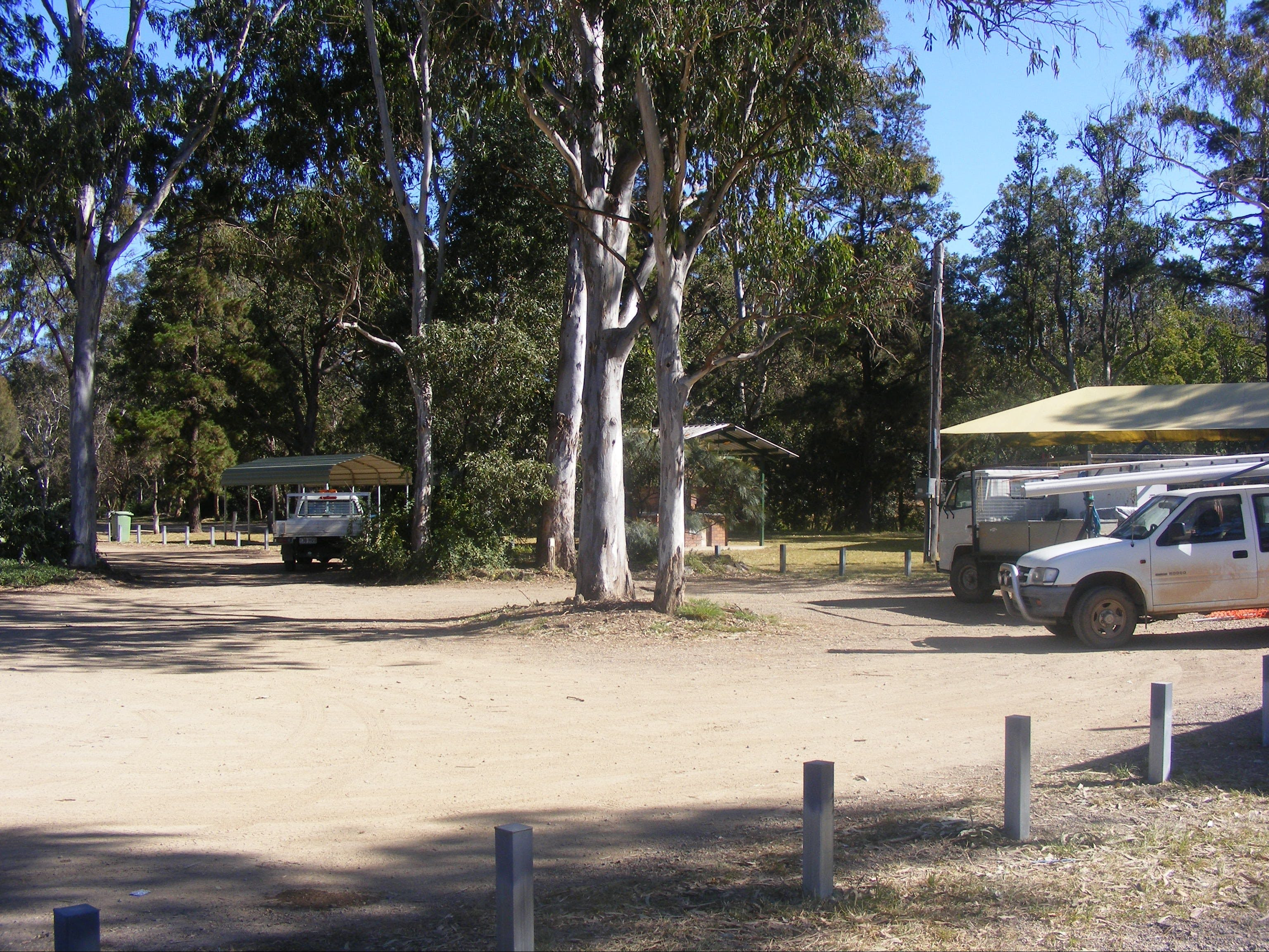 Lions Park - Nanango - Accommodation Sunshine Coast