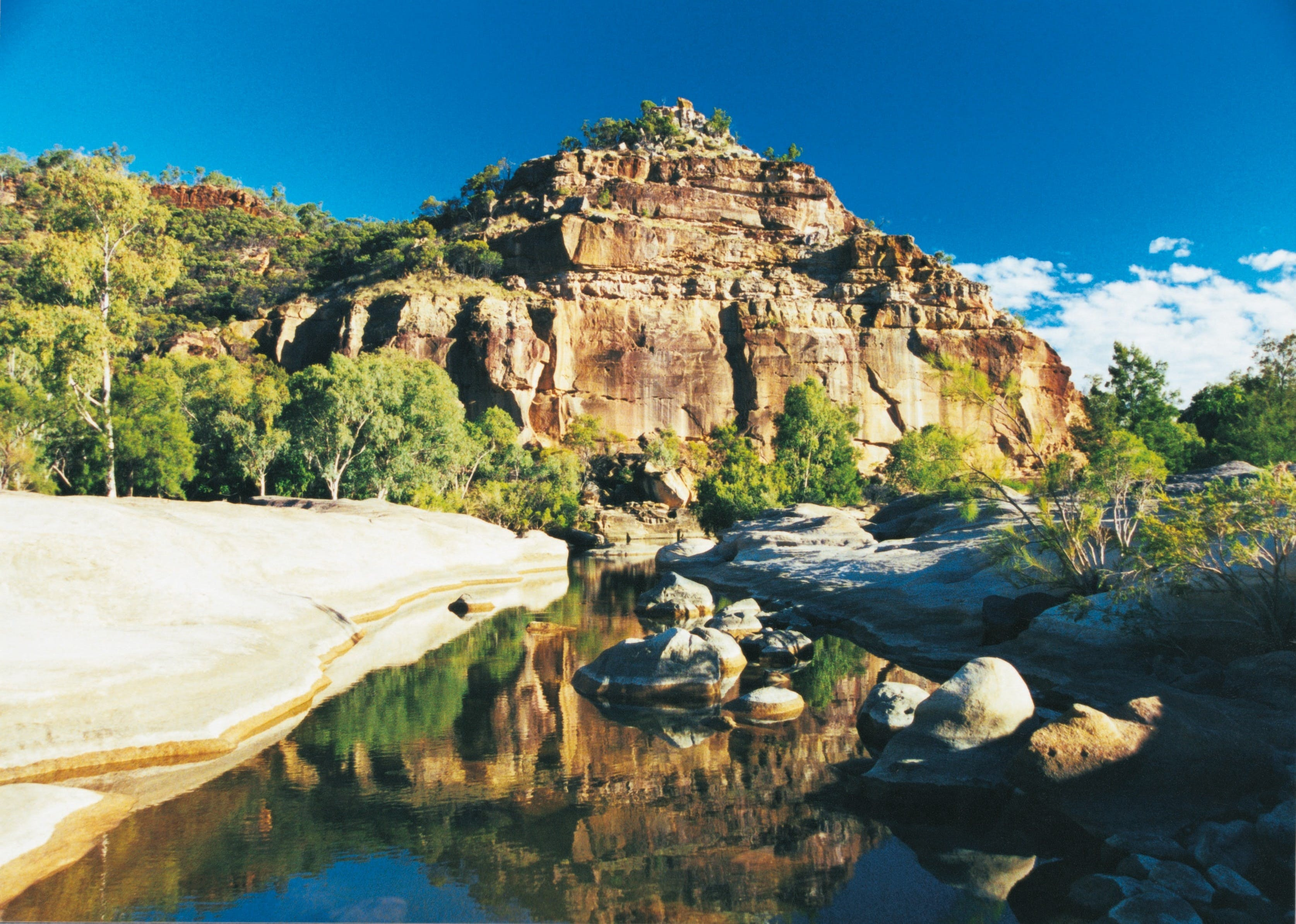 Porcupine Gorge National Park - Accommodation Sunshine Coast